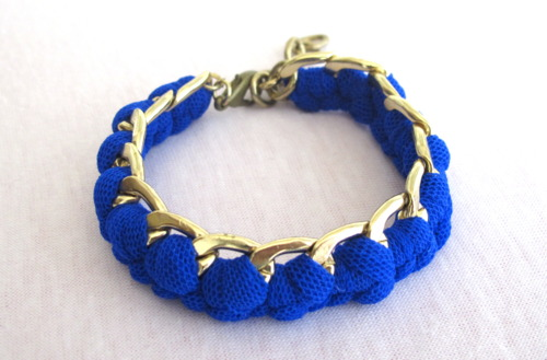 Сделай сам: 25 Модные браслеты ручной работы