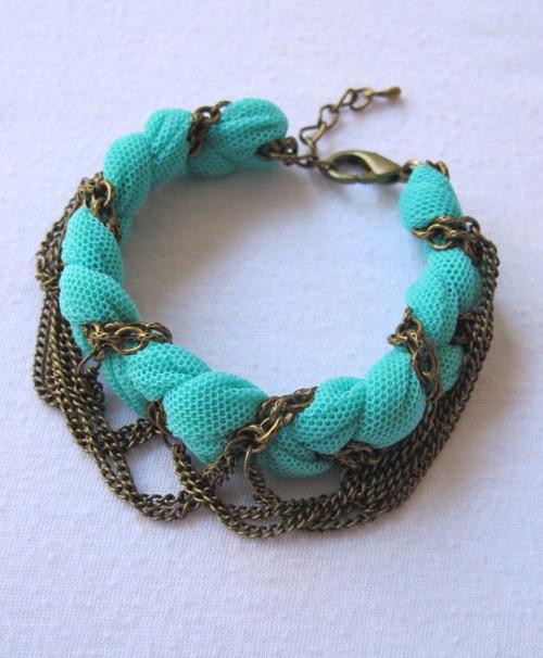 Trendy Handmade Bracelets (10)