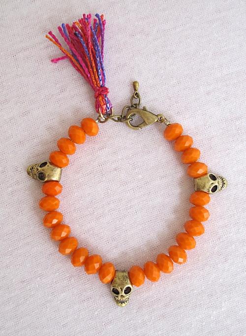 Trendy Handmade Bracelets (11)
