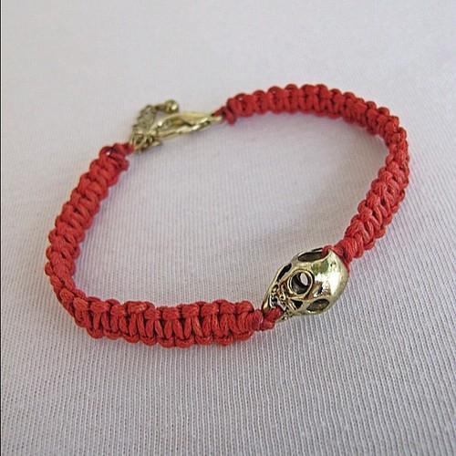 Trendy Handmade Bracelets (13)