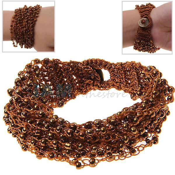 Trendy Handmade Bracelets (4)