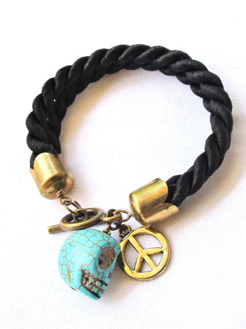 Trendy Handmade Bracelets (6)