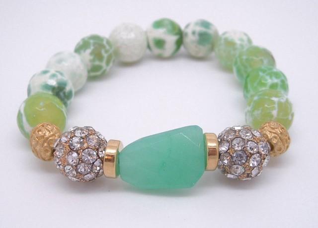 Trendy Handmade Bracelets (8)