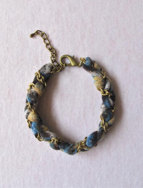 Trendy Handmade Bracelets (9)