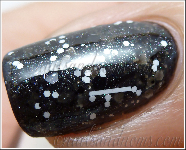 black and white manicure ideas (31)