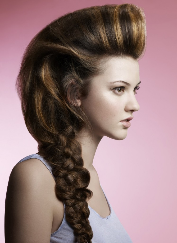 9 Simple And Beautiful Ideas For Your Hair To Look Perfect