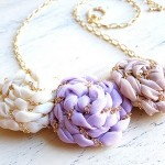 5 DIY   Necklace Ideas