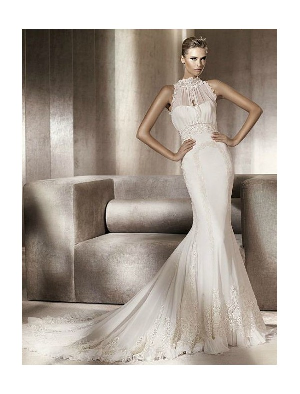 Brilliant Mermaid Wedding Dress 600 x 789 · 71 kB · jpeg
