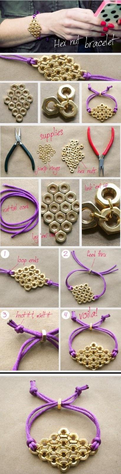 DIY Braceletes