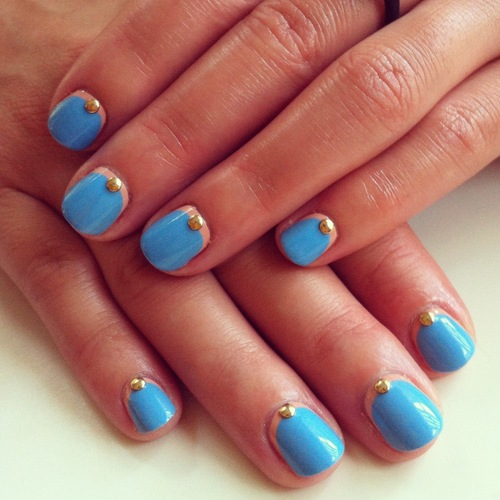 Amazing Retro Nails Design (46)