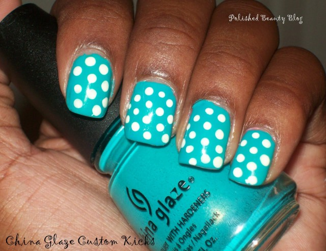 Amazing Retro Nails Design (5)