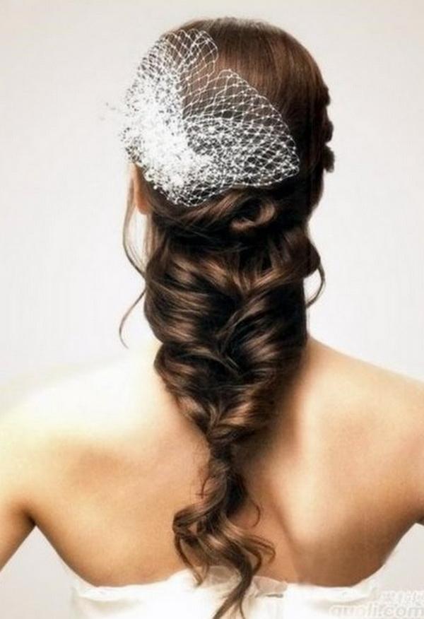Bridal Hairstyles Ideas (10)