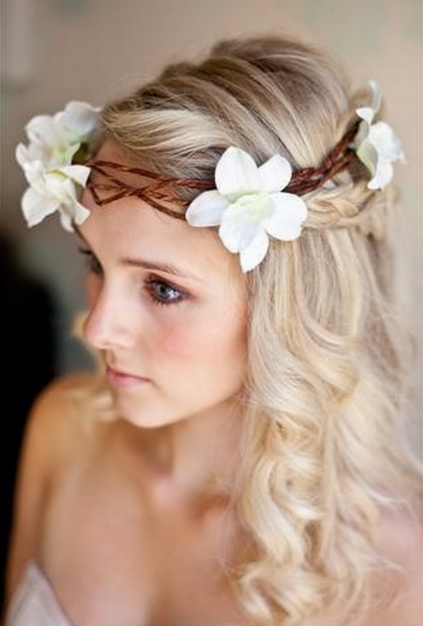 Hair Style Ideas : 33 Gorgeous Bridal Hairstyles Ideas