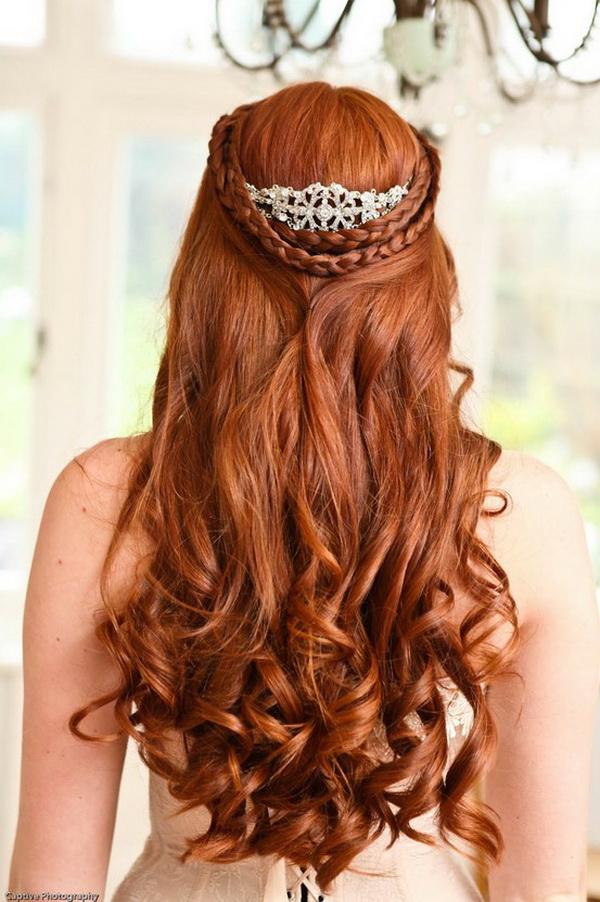 Bridal Hairstyles Ideas (14)