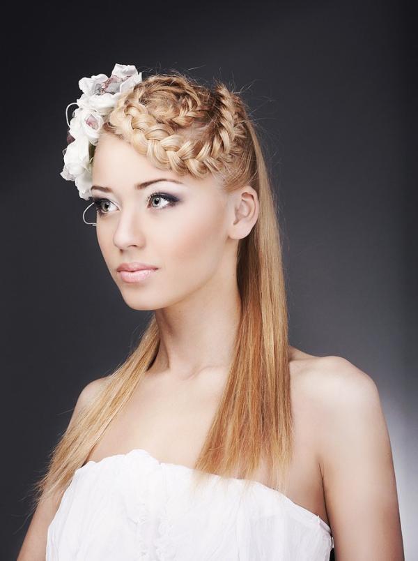 Bridal Hairstyles Ideas (16)