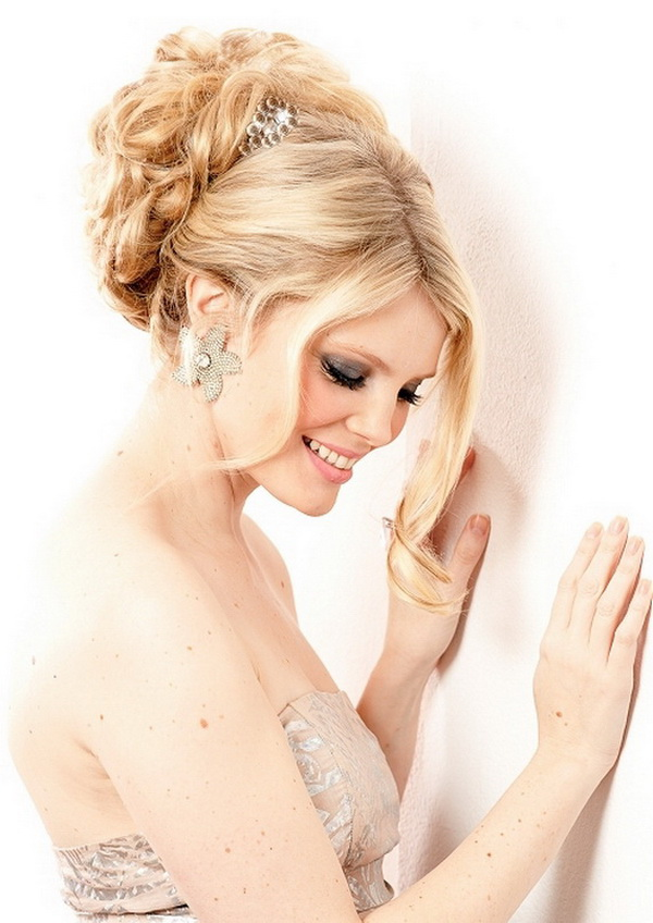 Bridal Hairstyles Ideas (17)