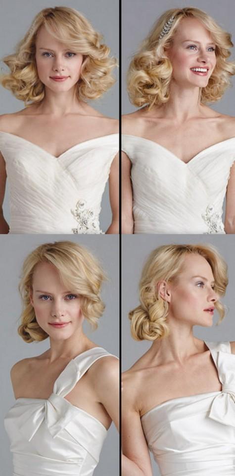 Bridal Hairstyles Ideas (20)