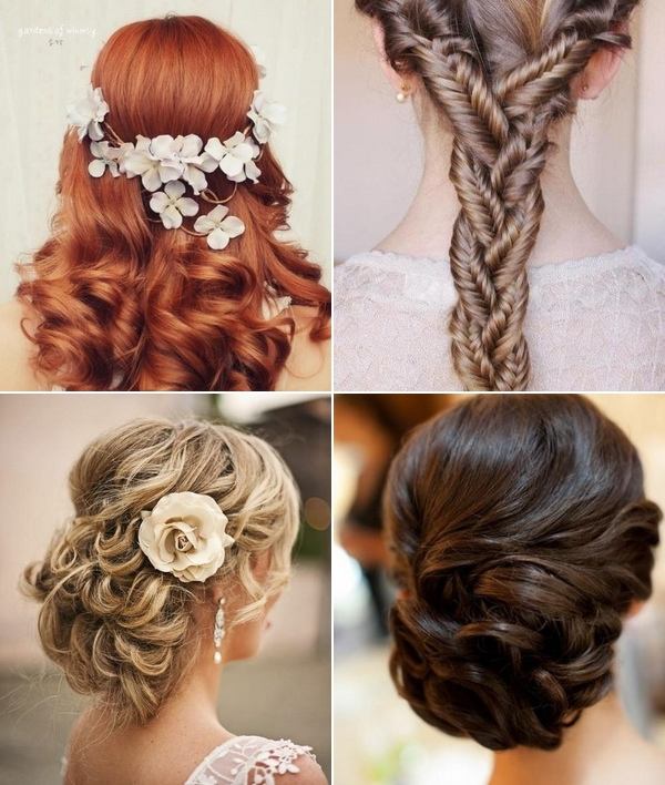Hairstyle Ideas For Wedding: 33 Gorgeous Bridal Hairstyles Ideas