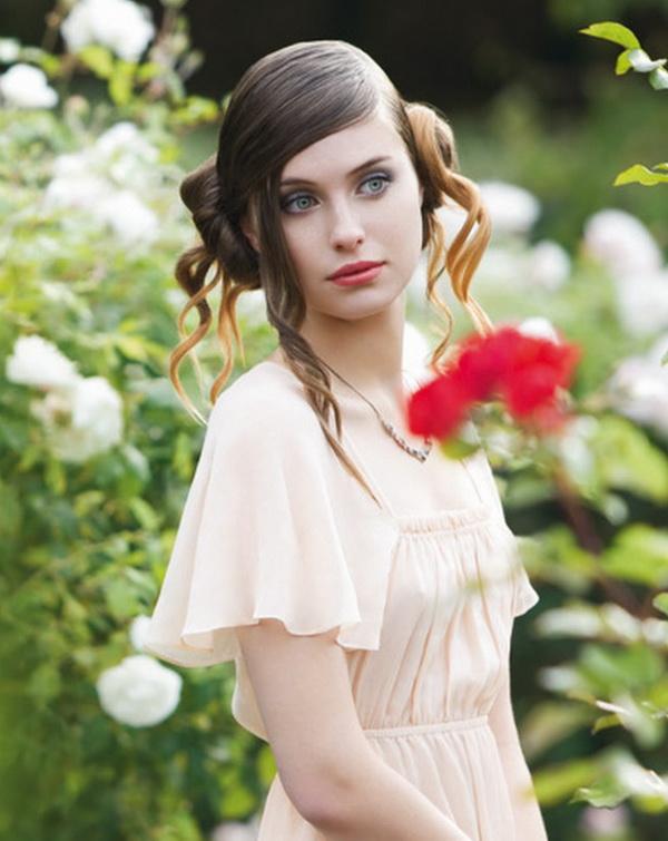 Bridal Hairstyles Ideas (8)