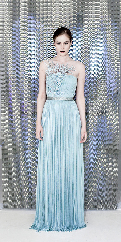 38 Fascinating Evening Dresses With Which You Will Look Like A Star