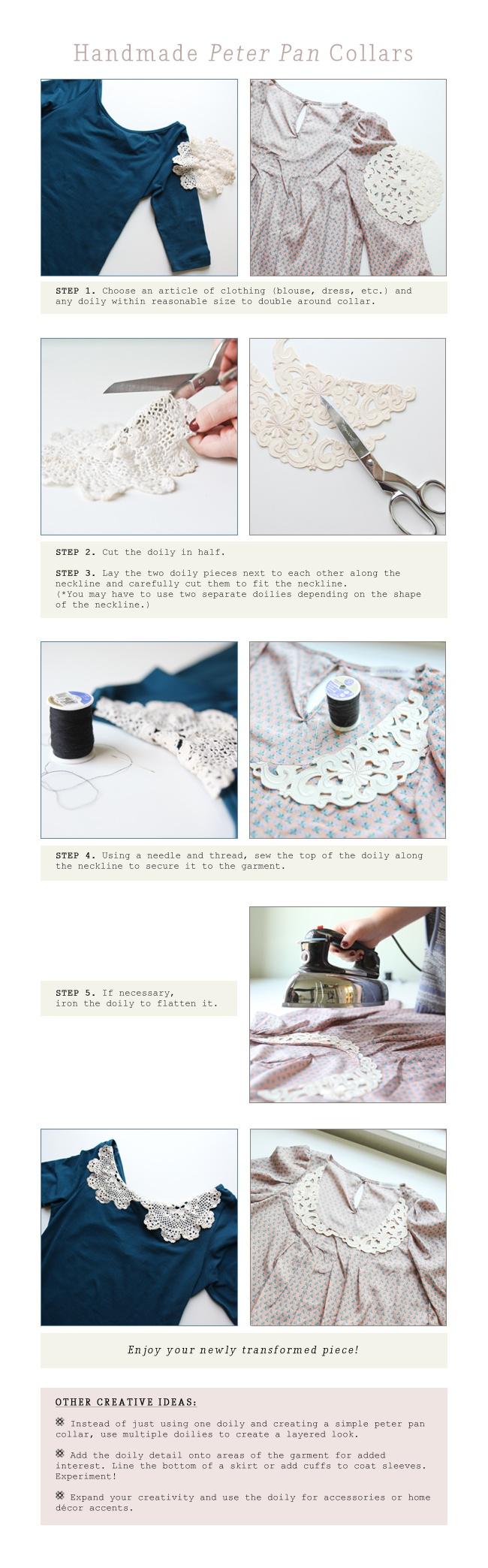 DIY: Handmade Collars