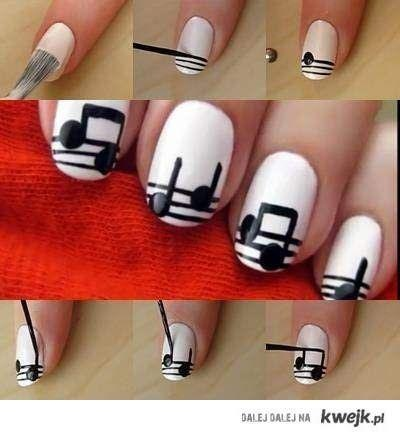 23 Creative Nails Tutorials - Fashion Diva Design