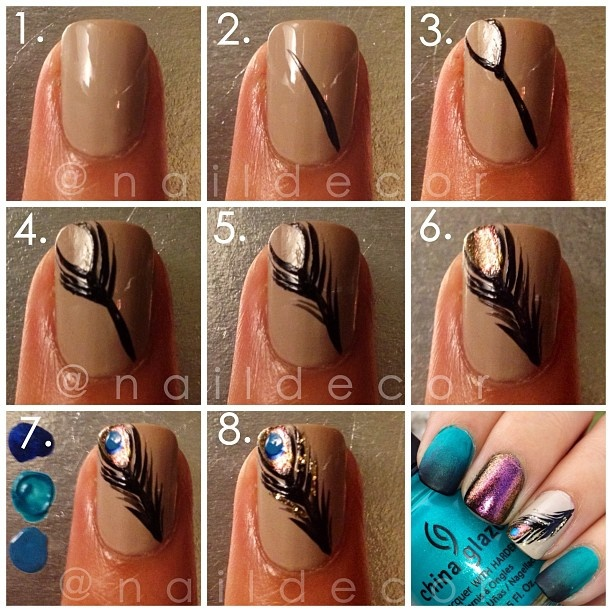 The Astounding Cute easy nail designs Photograph