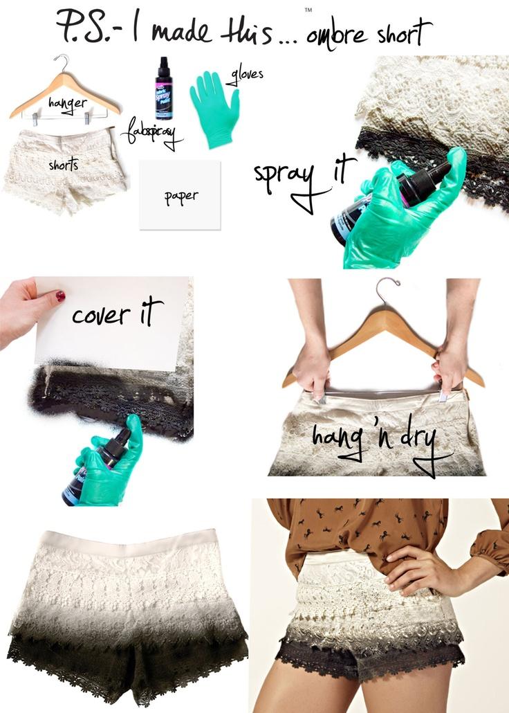 DIY Shorts