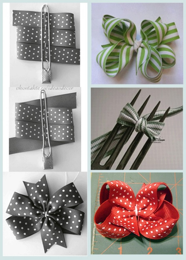 diy decorations bows 26 iteresting diy ideas how to make bows