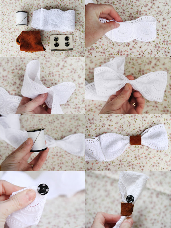 26 Iteresting DIY Ideas How To Make Bows