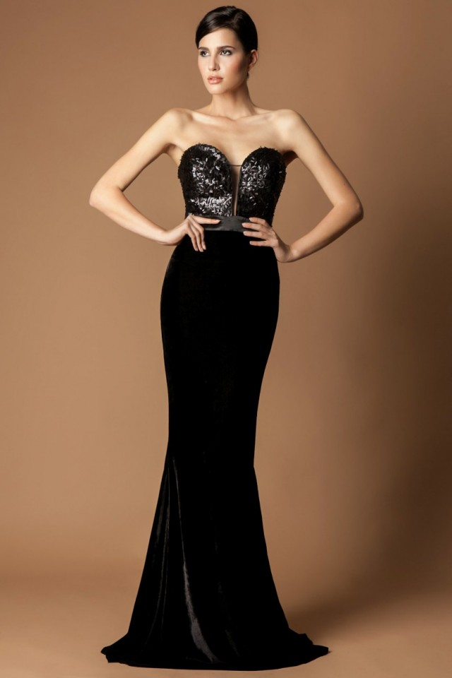 Evening Gowns For Women Photo Album - Reikian