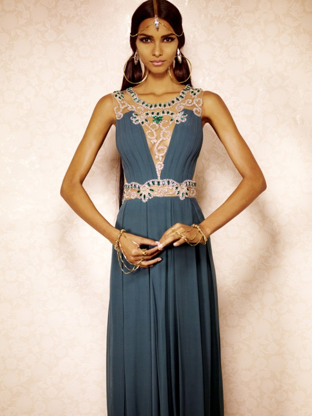 45 Stunning Colorful &amp Decent Evening Dresses