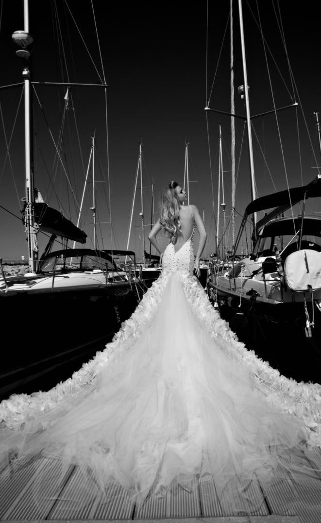 GALIA LAHAV'S WEDDING DRESS COLlECTION 2013 /2014