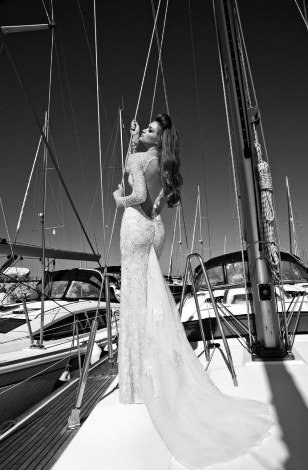 GALIA LAHAV WEDDING DRESS (23)