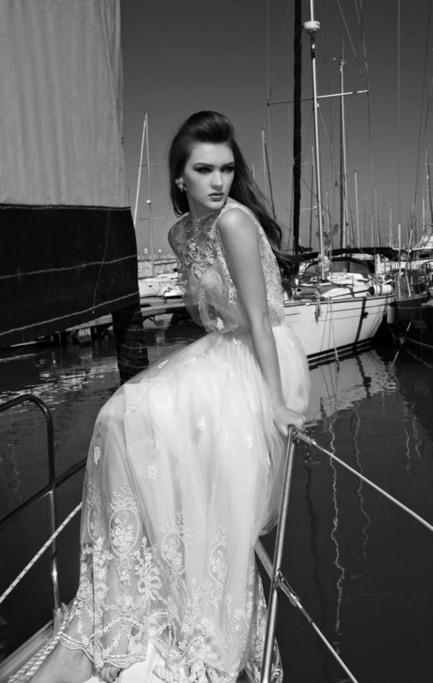 GALIA LAHAVS WEDDING DRESS COLlECTION 2013 /2014