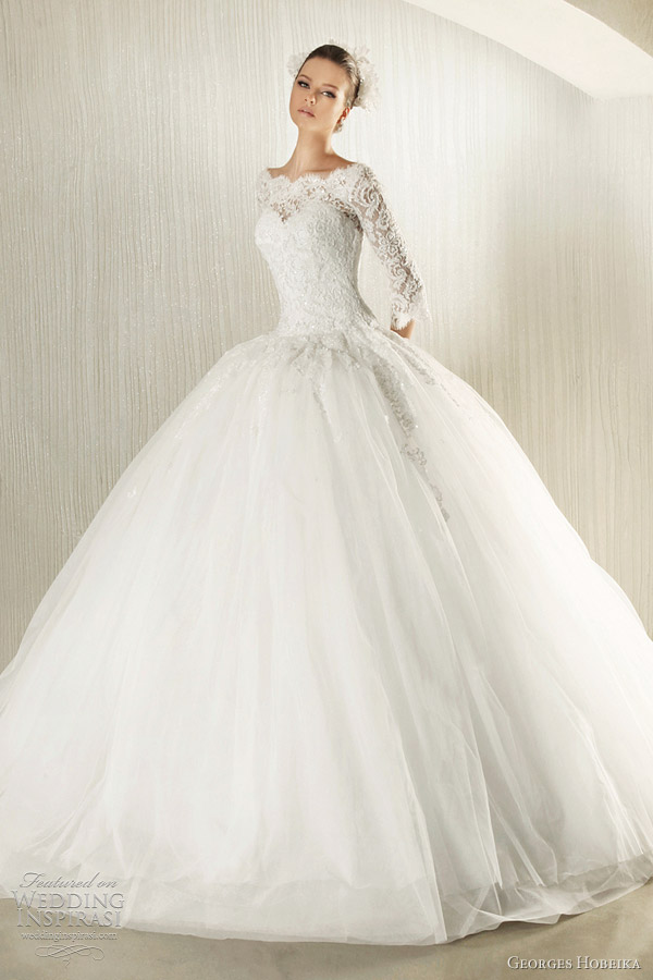 Georges Hobeika  Wedding Dresses (5)