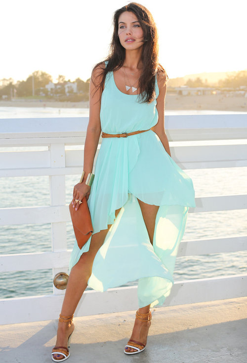 33 Trendy Mint Street Style Outfits