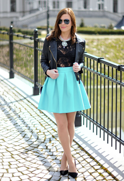 33 trendy menta street style outfits - Diva style fashion ...