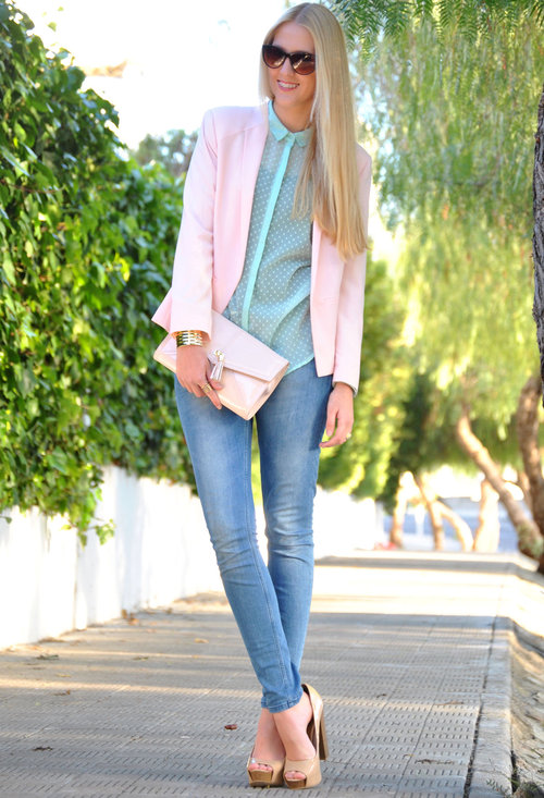 10 Trendy Menta Street Style Outfits (4/10)