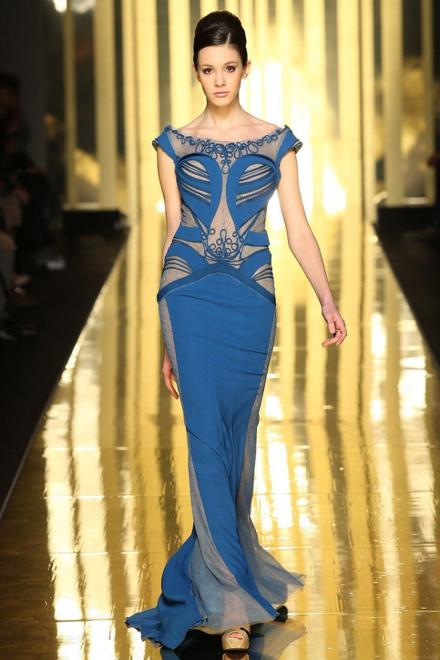 Mireille dagher haute couture s s 2013 for List of haute couture designers
