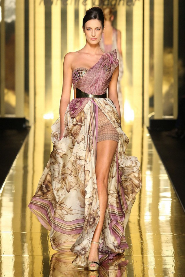 mireille dagher haute couture s s 2013