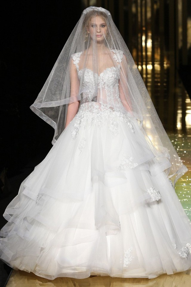 Mireille dagher haute couture s s 2013 for To have and to haute dress