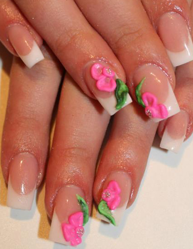 Modern Nails And Spa: 36 Beautiful And Modern Nails With Bombastic Designs