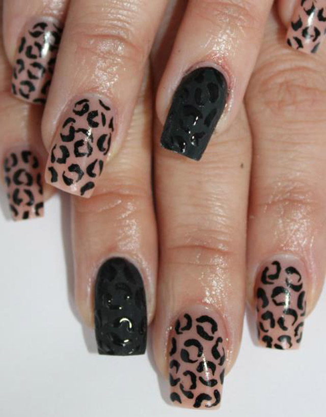 36 beautiful and modern nails with bombastic designs nails 35 prinsesfo Choice Image