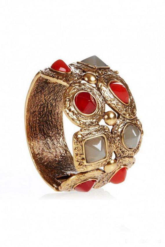 Oscar De La Renta Jewelry Fall Winter 2012 2013 (14)