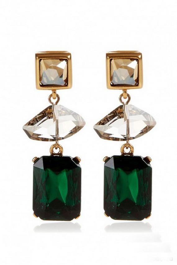 Oscar De La Renta Jewelry Fall Winter 2012 2013 (19)