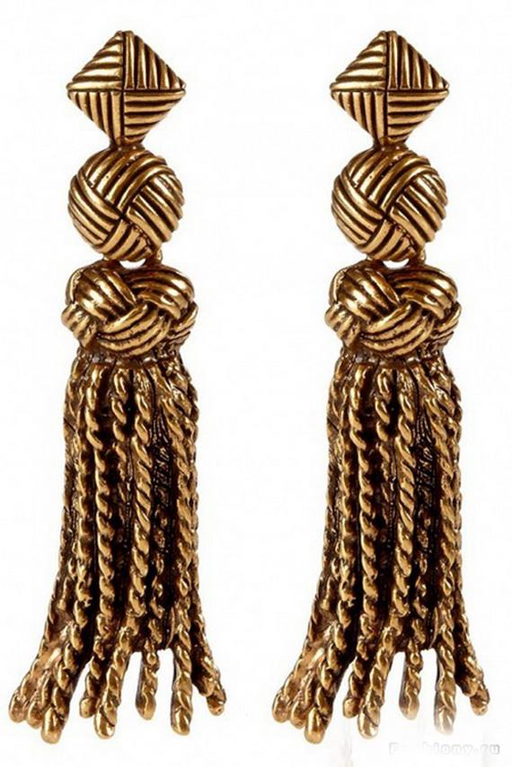 Oscar De La Renta Jewelry Fall Winter 2012 2013 (20)