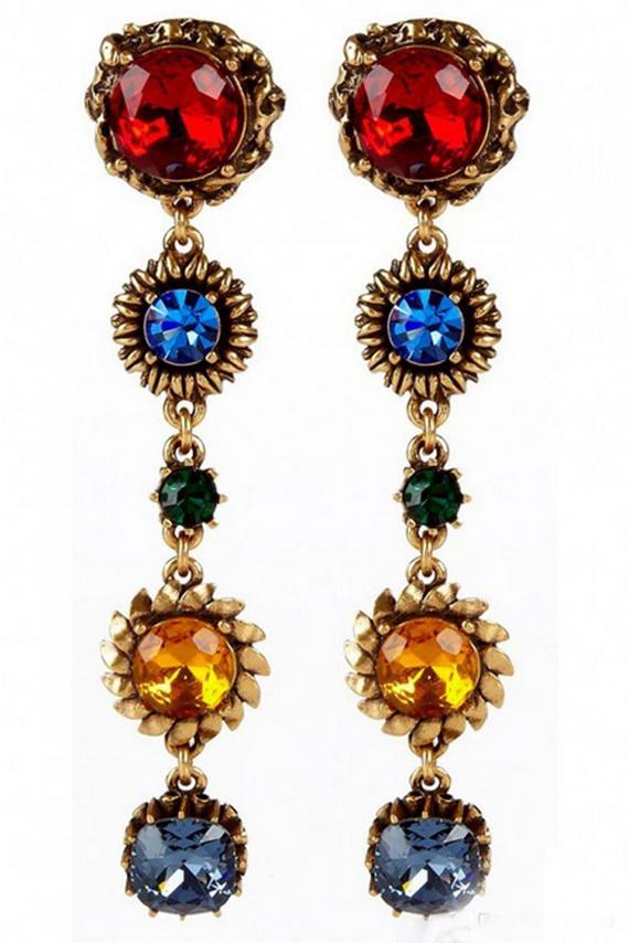 Oscar De La Renta Jewelry Fall Winter 2012 2013 (25)