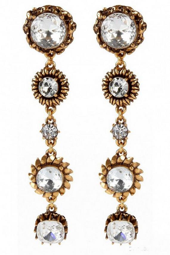 Oscar De La Renta Jewelry Fall Winter 2012 2013 (26)