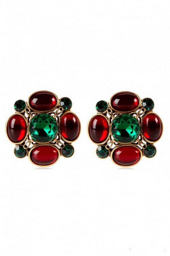 Oscar De La Renta Jewelry Fall Winter 2012 2013 (29)